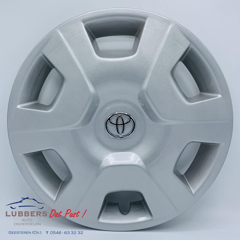 Wieldop Toyota Yaris 14 Inch Set Lubbers Auto Onderdelen B V