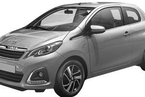 Peugeot 108 5/14-