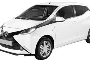 Toyota Aygo 7/14-7/18 (B40)