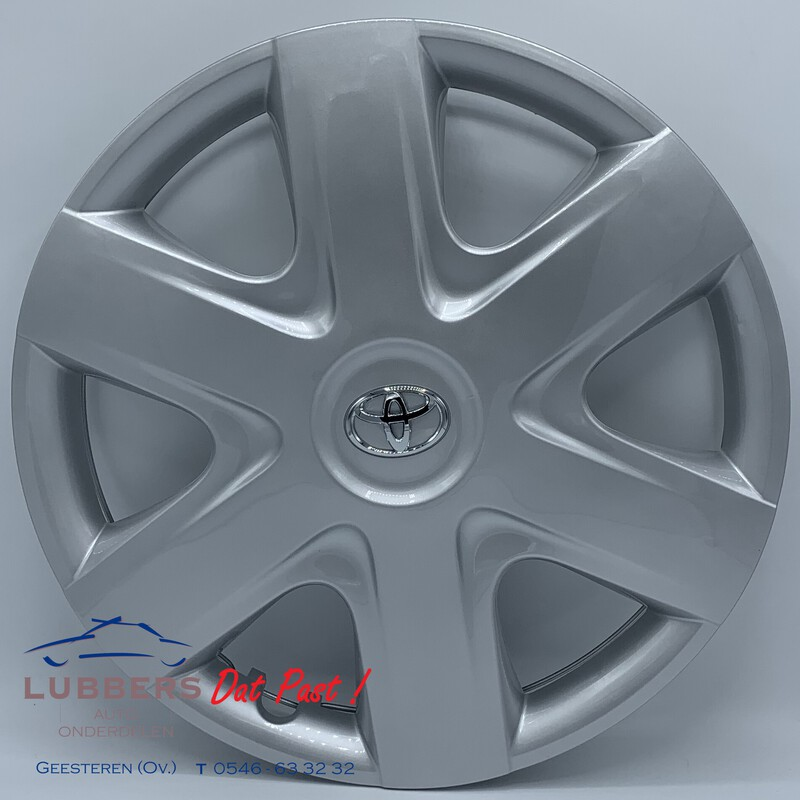 Wieldop Toyota Aygo 14 Inch Set Lubbers Auto Onderdelen B V
